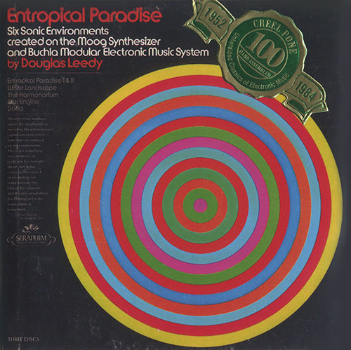 Entropical Paradise (2Cd)