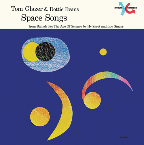 tom glazer - dottie evans - Space Songs