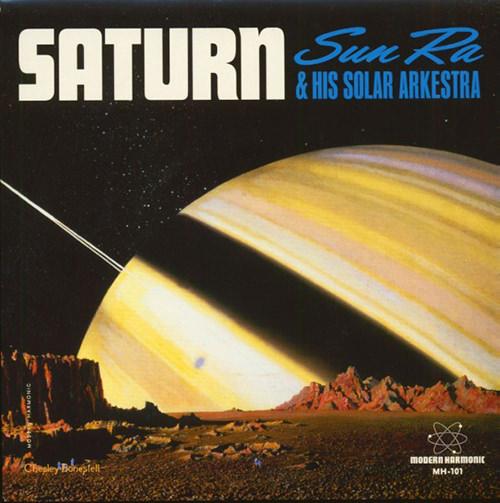 SATURN / MYSTERY MR. RA