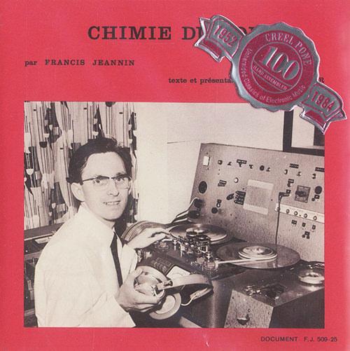 CHIMIE DU SON / STOEIEN MET GELUID (2CD)