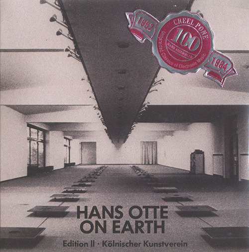 hans otte - On Earth