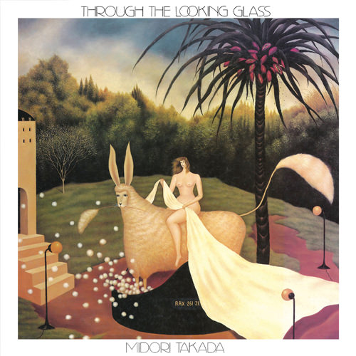 "midori takada - Through The Looking Glass (Limited edition 2x12"")"