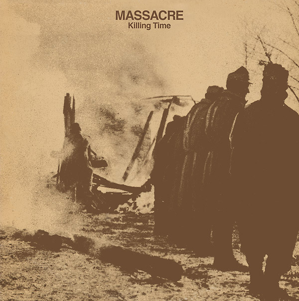 massacre - Killing Time (2LP)