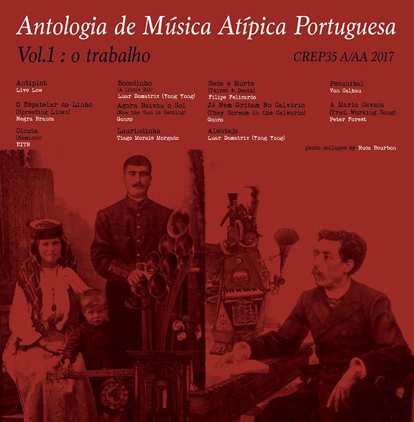 ANTOLOGIA DE MUSICA ATIPICA PORTUGUESA