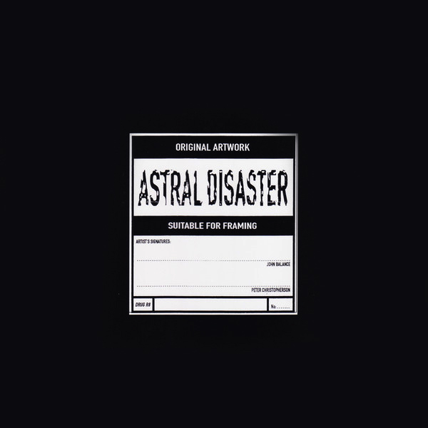 ASTRAL DISASTER (LP)