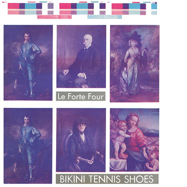 BIKINI TENNIS SHOES (LP)
