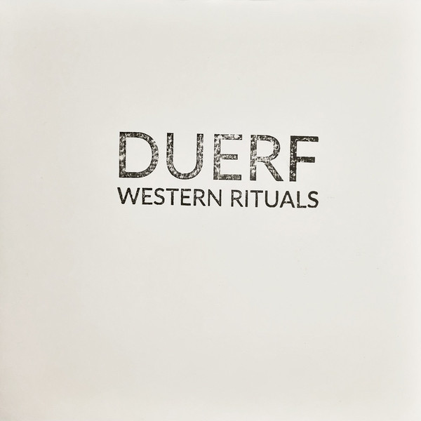 duerf - Western Rituals