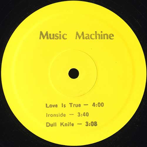 music machine - Dull Knife