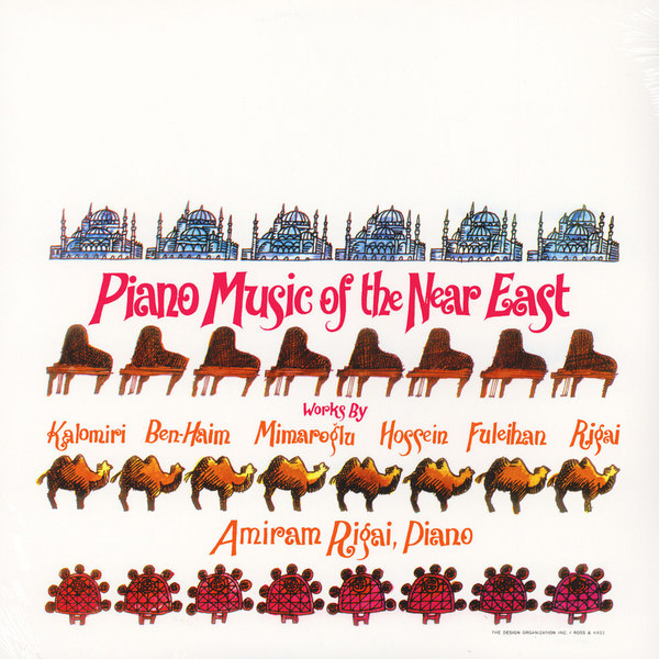 PIANO MUSIC OF THE NEAR EAST