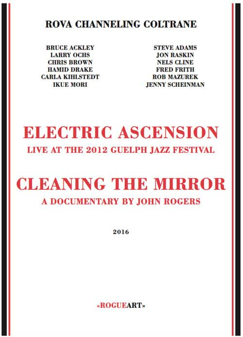 ELECTRIC ASCENSION+CLEANING THE MIRROR