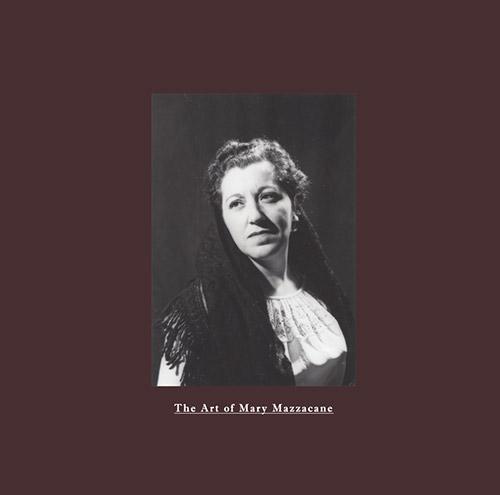 THE ART OF MARY MAZZACANE