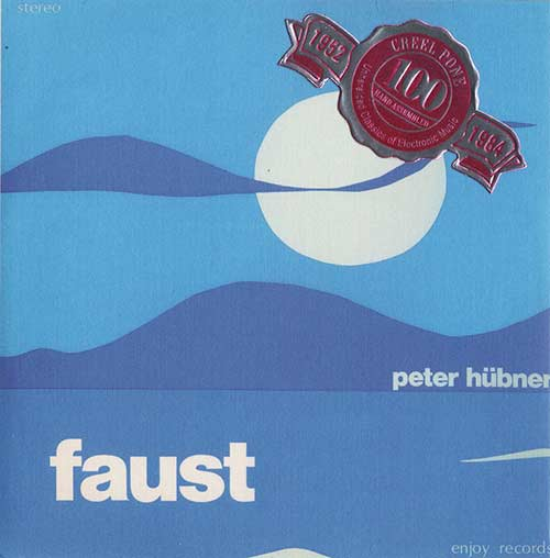 peter hübner - Faust, Electronische Chöre, Lichtfäden