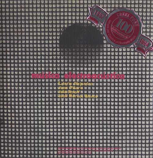 Música Electroacústica, Música Electroacústica (Time), Jóvenes C