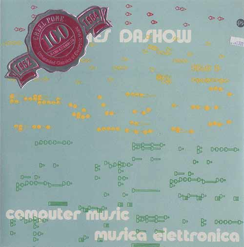 james dashaw - Computer Music, Musica Elettronica+