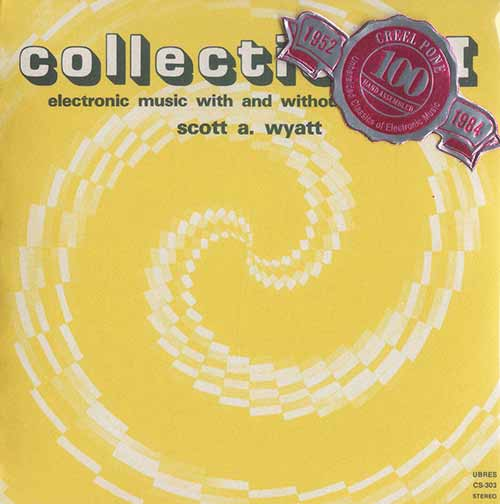 Collections I, Electronic Music With and Without Instruments