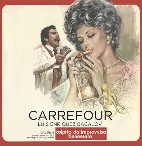 Carrefour / Sistemo l'America e Torno