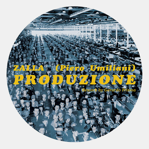 piero umiliani - m. zalla - Produzione