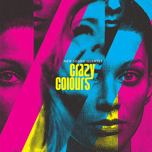 CRAZY COLOURS (COLORED LP)