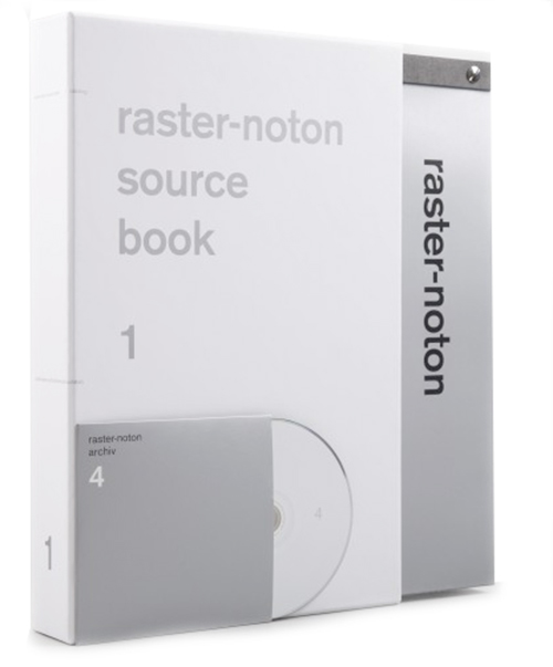 Raster-Noton Source Book 1