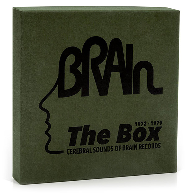 Cerebral Sounds Of Brain Records 1972-1979 (8Cd Box)