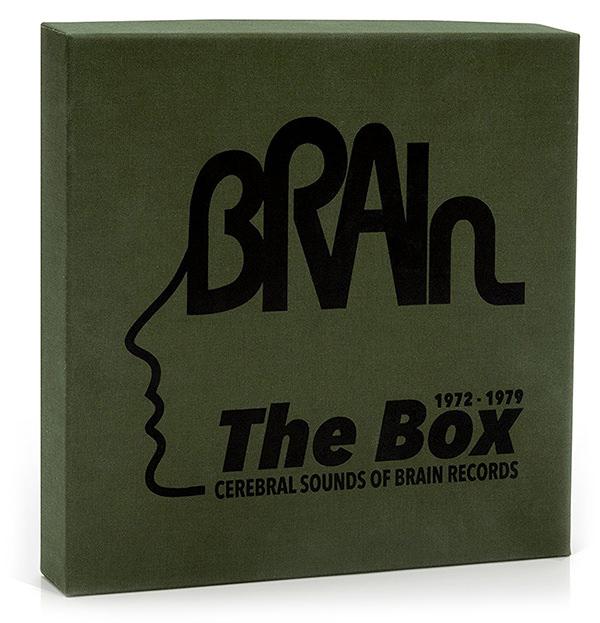 CEREBRAL SOUNDS OF BRAIN RECORDS 1972-1979 (8CD BOX)