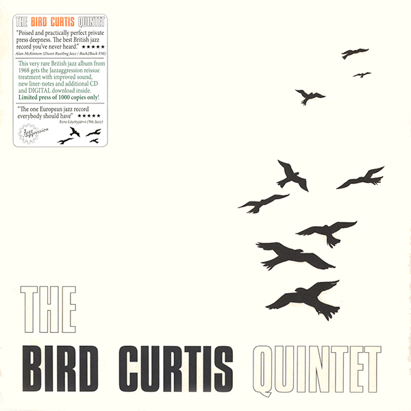 Bird Curtis Quintet  (1968)