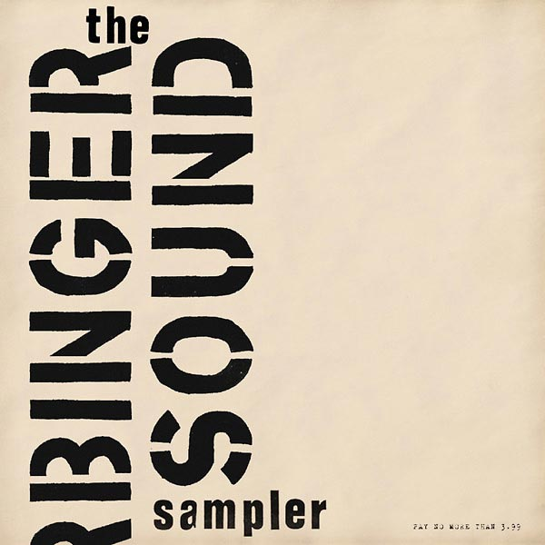 THE HARBINGER SOUND SAMPLER (2LP)