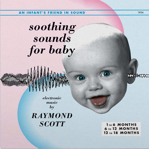 Soothing Sounds for Baby, vols. 1-3