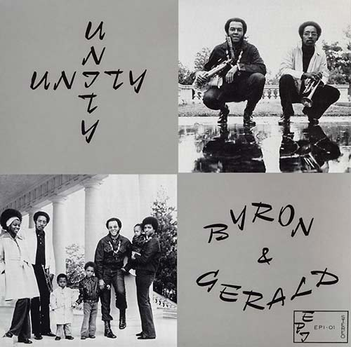 byron and gerald - Unity (Lp)