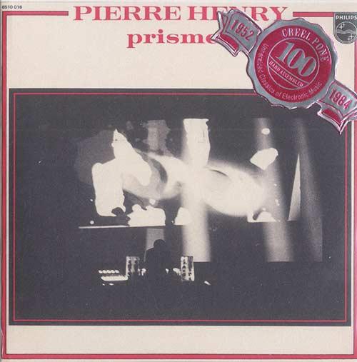 pierre henry - Prismes