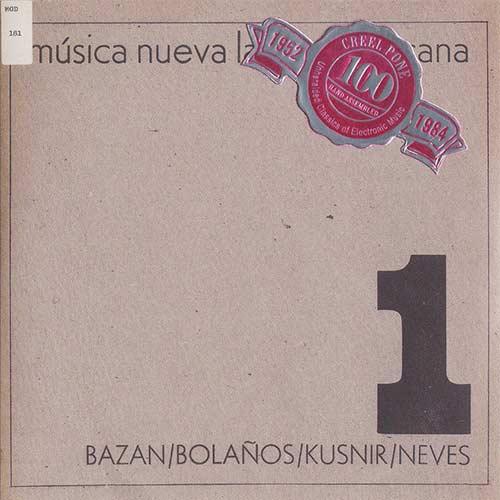 Música Nueva Latinoamericana