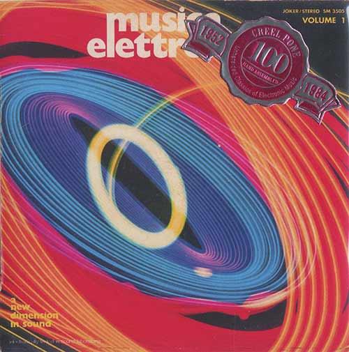 Musica Elettronica 1