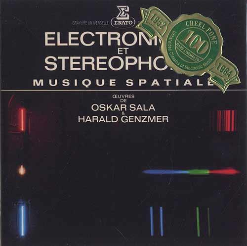 Electronique Et Stereophonie, Musique Spatiale