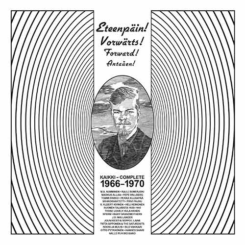 Eteenpäin! Vorwärts!Forward!Antauen! 1966-70 (6LP Box)