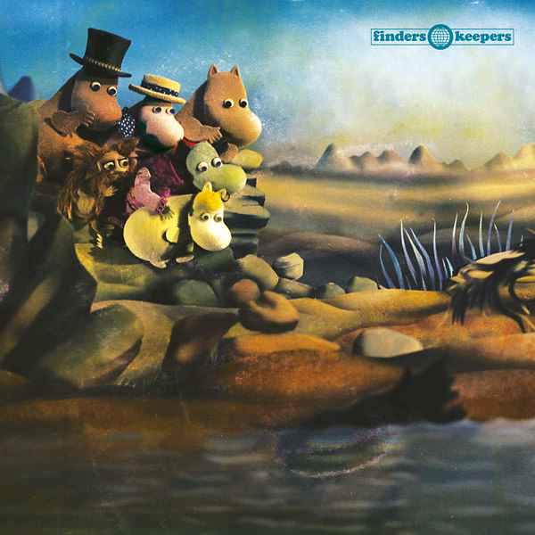 THE MOOMINS (LP)
