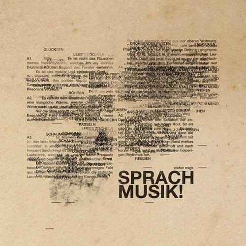 stefan roigk - Sprachmusik