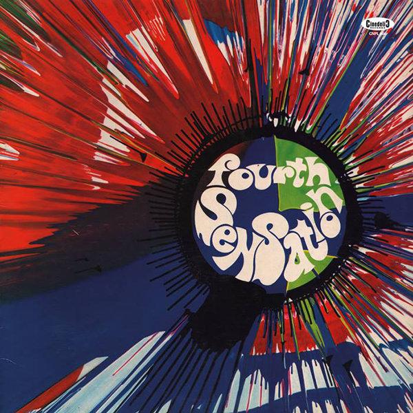 Fourth Sensation (color LP)