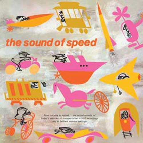 SOUND OF SPEED