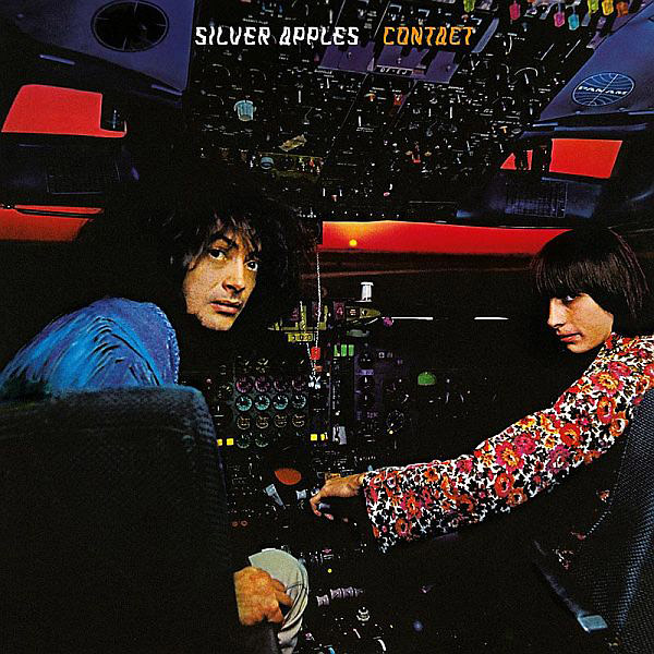 Contact (Color Sleeve) (Black Vinyl)