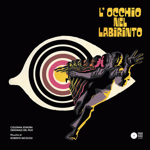 L'occhio Nel Labirinto (The Eye in the Labyrinth) 1972