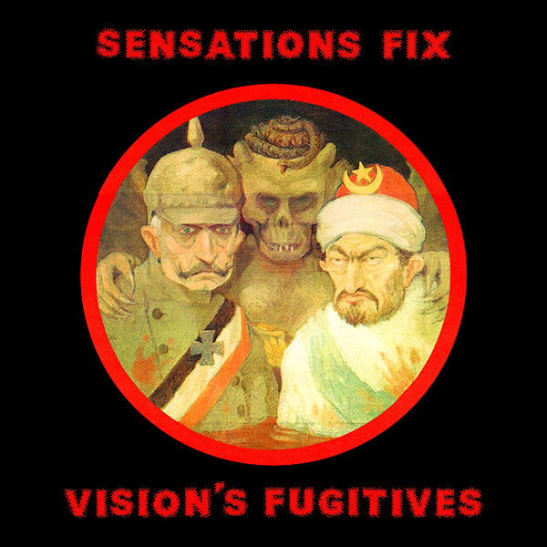 sensation's fix - Vision's Fugitives