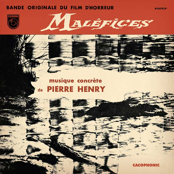 pierre henry - Malefices