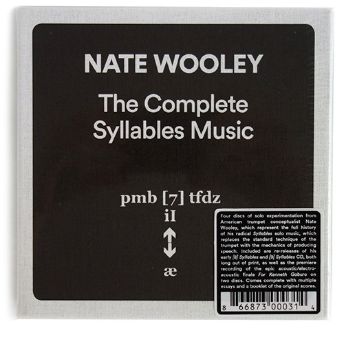 THE COMPLETE SYLLABLES MUSIC (4CD BOX)