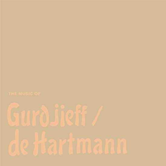 thomas de hartmann - gurdjieff - The Music Of Gurdjieff / De Hartmann (5 Lp Box)