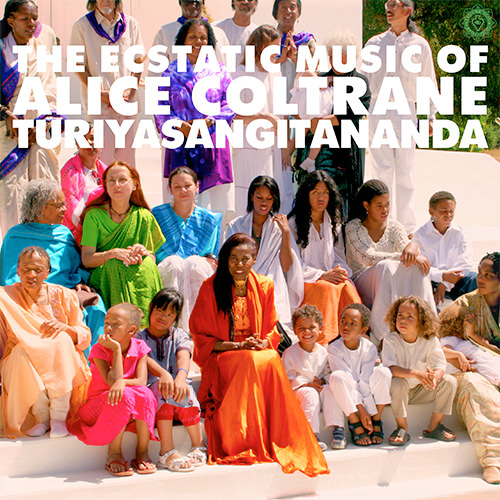 World Spirituality Class. 1:The Ecstatic Music of Alice Coltrane
