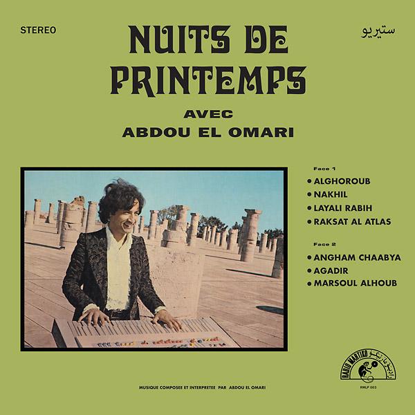 NUITS DE PRINTEMPS (LP)