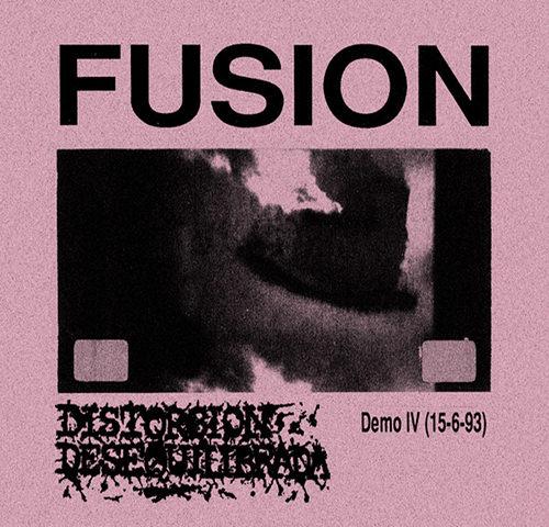 distorsión desequilibrada - Fusión