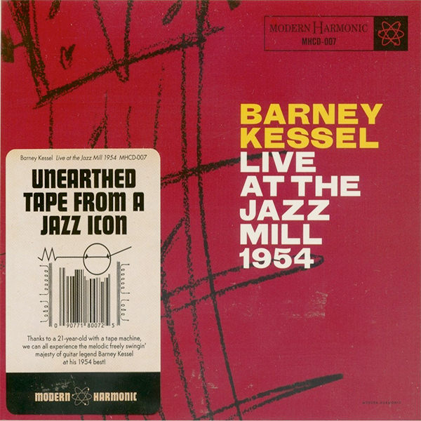 Live At The Jazz Mill 1954
