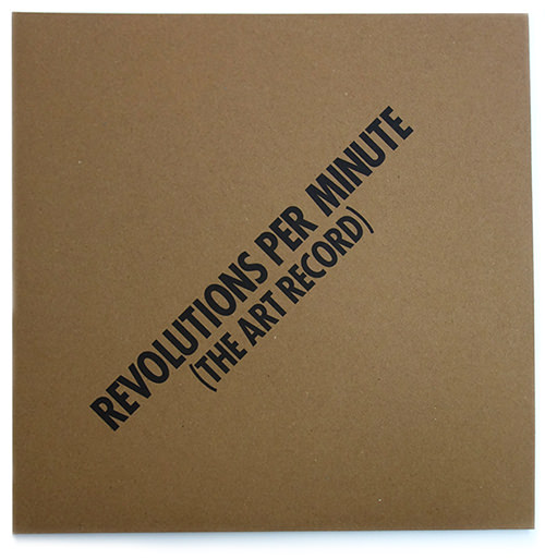 REVOLUTIONS PER MINUTE (THE ART RECORD) 2LP