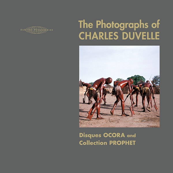 various - The Photographs of Charles Duvelle: Disques Ocora